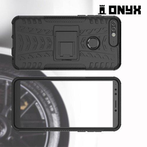ONYX Противоударный бронированный чехол для Huawei Honor 7C