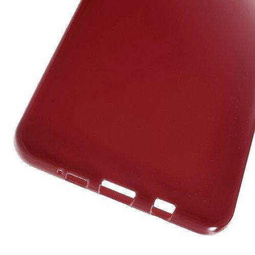 Силиконовый чехол для Samsung Galaxy A9 (2016) - Глянцевый Красный