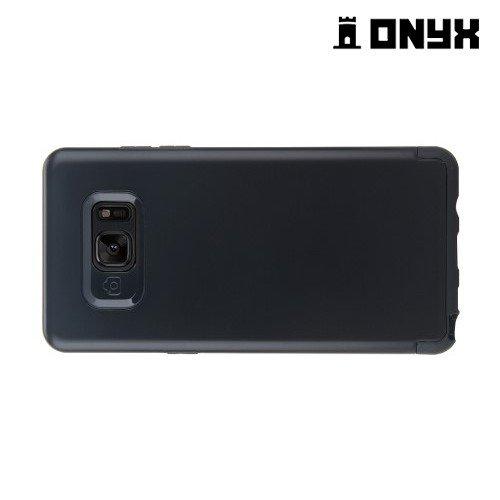 Ударопрочный противоударный чехол для Samsung Galaxy Note 7 - Серый