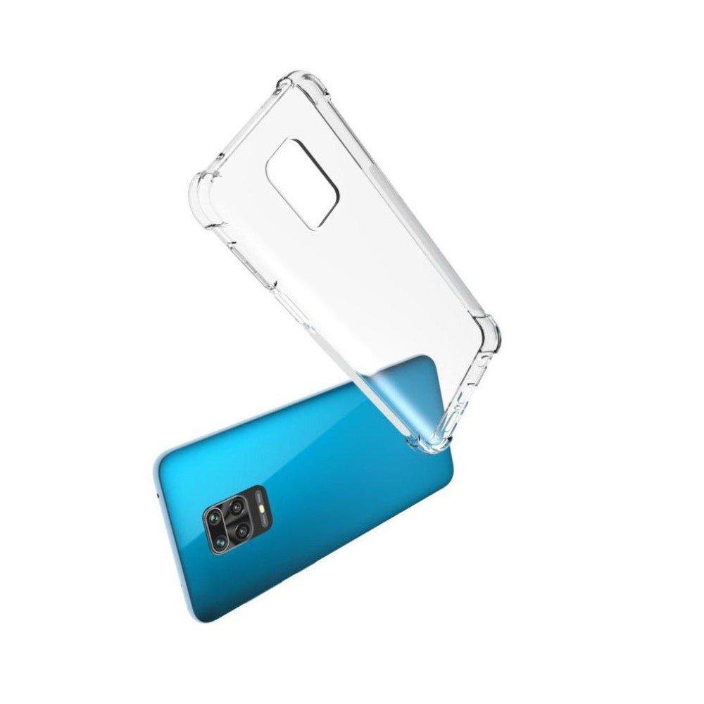 Ультратонкий силиконовый чехол для Xiaomi Redmi Note 9 Pro (9S,9 Pro Max)
