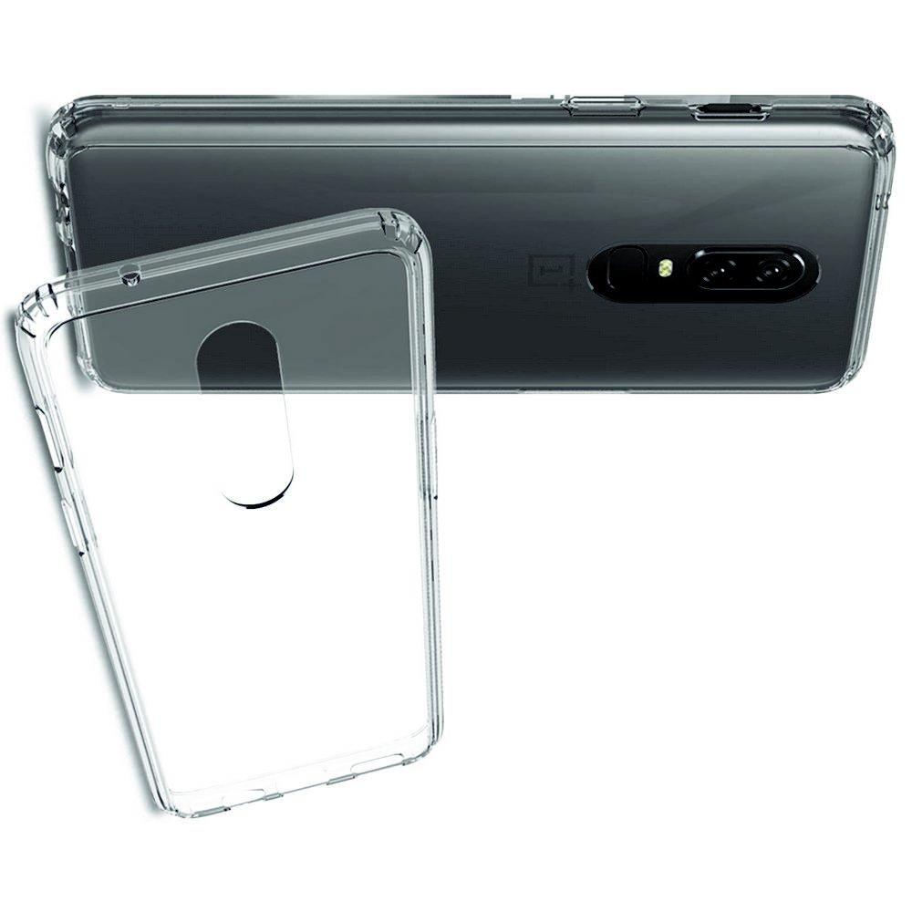 Ультратонкий прозрачный силиконовый чехол для Xiaomi Redmi 8