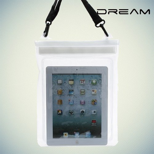Универсальный водонепроницаемый чехол для планшета Dream