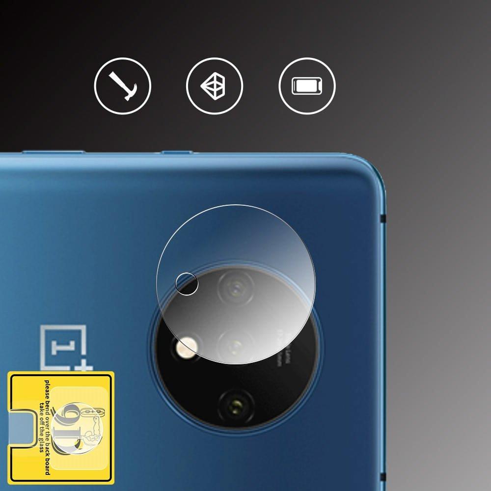 Закаленное защитное стекло для объектива задней камеры OnePlus 7T