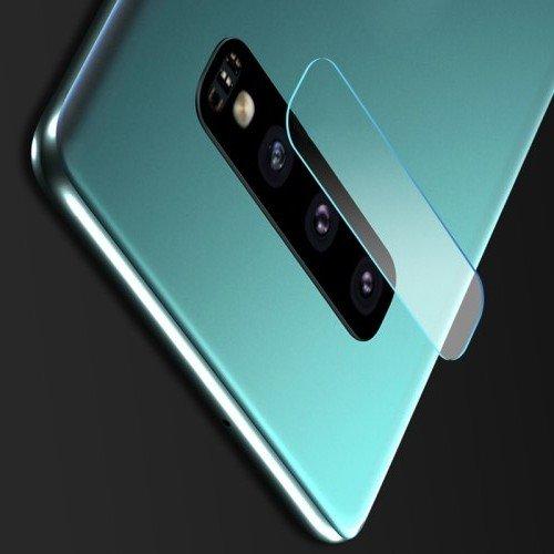 Закаленное защитное стекло для объектива задней камеры Samsung Galaxy S10