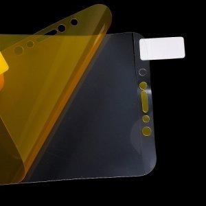 Гибкая двухсторонняя защитная пленка на весь экран и заднюю панель для iPhone X
