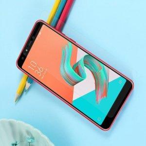 Гибкая защитная пленка на весь экран для Asus Zenfone 5 Lite ZC600KL
