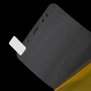 Гибкая защитная пленка на весь экран для Samsung Galaxy A8 2018