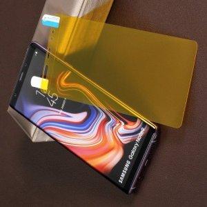 Гибкая защитная пленка на весь экран для Samsung Galaxy Note 9