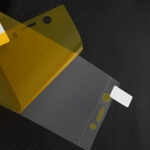 Гибкая защитная пленка на весь экран для Sony Xperia XZ1