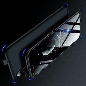 GKK 360 Пластиковый чехол с защитой дисплея для Huawei Honor 9X / 9X Premium Черный