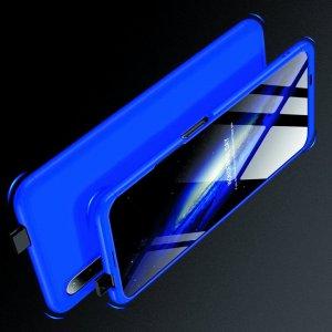 GKK 360 Пластиковый чехол с защитой дисплея для Huawei Honor 9X / 9X Premium Синий