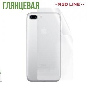 Red Line защитная пленка на заднюю панель для iPhone 7 Plus