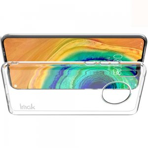 IMAK Crystal Прозрачный пластиковый кейс накладка для Huawei Mate 30