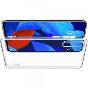 IMAK Crystal Прозрачный пластиковый кейс накладка для Huawei nova 5