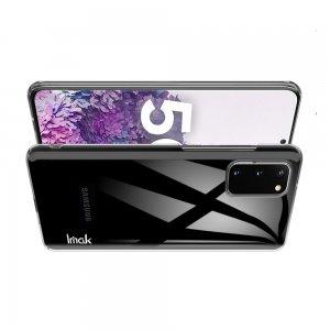 IMAK Crystal Прозрачный пластиковый кейс накладка для Samsung Galaxy S20