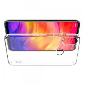 IMAK Crystal Прозрачный пластиковый кейс накладка для Xiaomi Redmi Note 7 / 7 Pro