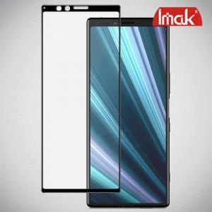 Imak Full Screen Защитное стекло для Sony Xperia 1 черное