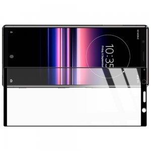 Imak Full Screen Защитное стекло для Sony Xperia 5 черное