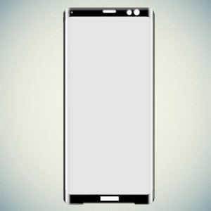 Imak Full Screen Защитное 3D стекло для Sony Xperia XZ3 черное