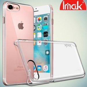 IMAK Пластиковый прозрачный чехол для iPhone 8/7