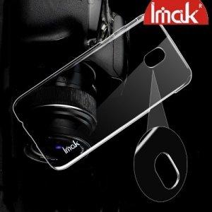 IMAK Пластиковый прозрачный чехол для Samsung Galaxy J7 2017 SM-J730F