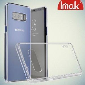 IMAK Пластиковый прозрачный чехол для Samsung Galaxy Note 8