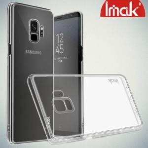 IMAK Пластиковый прозрачный чехол для Samsung Galaxy S9