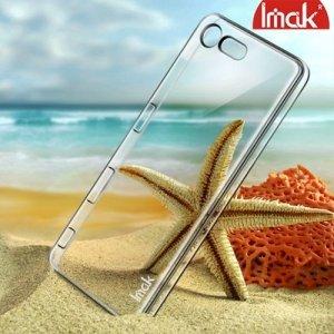 IMAK Пластиковый прозрачный чехол для Sony Xperia X Compact