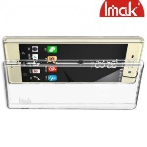 IMAK Пластиковый прозрачный чехол для Sony Xperia XA