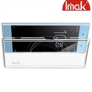 IMAK Пластиковый прозрачный чехол для Sony Xperia XA1 Plus
