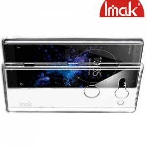 IMAK Пластиковый прозрачный чехол для Sony Xperia XZ2 Compact