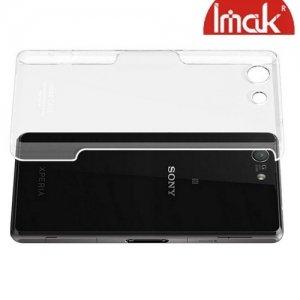 IMAK Пластиковый прозрачный чехол для Sony Xperia Z3 Compact D5803