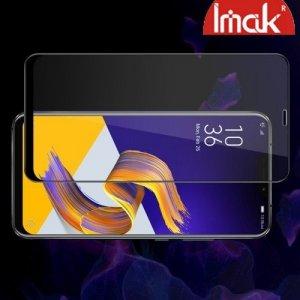 Imak Pro+ Full Glue Cover Защитное с полным клеем стекло для Asus Zenfone Max Pro M2 ZB631KL черное