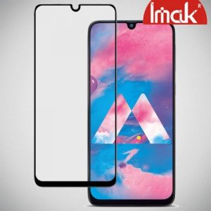 Imak Pro+ Full Glue Cover Защитное с полным клеем стекло для Samsung Galaxy A50 / A30s / A30 / A20 / M30 черное