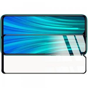Imak Pro+ Full Glue Cover Защитное с полным клеем стекло для Xiaomi Redmi Note 8 Pro черное