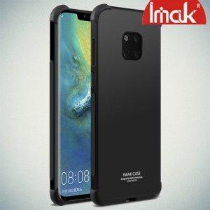 IMAK Shockproof силиконовый защитный чехол для Huawei Mate 20 Pro черный