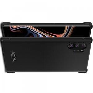 IMAK Shockproof силиконовый защитный чехол для Samsung Galaxy Note 10 Plus / 10+ черный