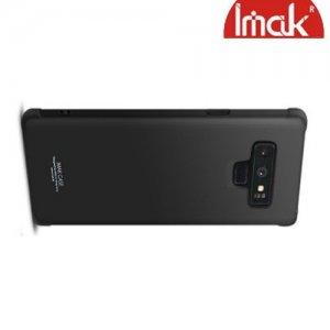 IMAK Shockproof силиконовый защитный чехол для Samsung Galaxy Note 9 - черный