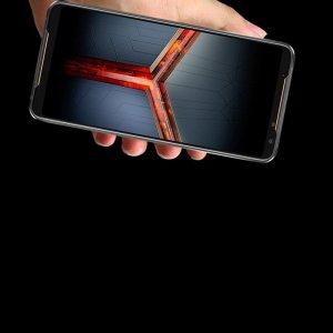 IMAK силиконовая гидрогель пленка для Asus ROG Phone 2 на весь экран