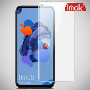IMAK силиконовая гидрогель пленка для Huawei Mate 30 Lite на весь экран - 2шт.