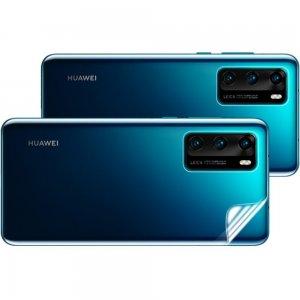 IMAK силиконовая гидрогель пленка для Huawei P40 на заднюю панель
