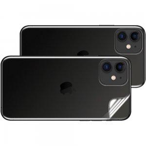 IMAK силиконовая гидрогель пленка для iPhone 11 на заднюю панель
