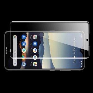 IMAK силиконовая гидрогель пленка для Nokia 6.2 / 7.2 на весь экран