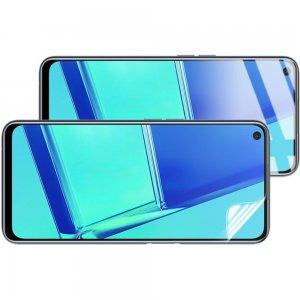 IMAK силиконовая гидрогель пленка для OPPO A52 / A72 на весь экран - 2шт.