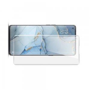 IMAK силиконовая гидрогель пленка для Oppo Reno 3 Pro на весь экран