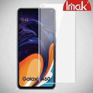 IMAK силиконовая гидрогель пленка для Samsung Galaxy A60 на весь экран - 2шт.