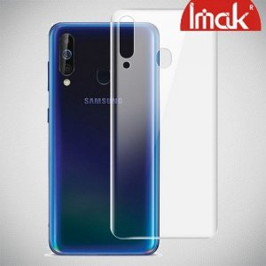 IMAK силиконовая гидрогель пленка для Samsung Galaxy A60 на заднюю панель - 2шт.