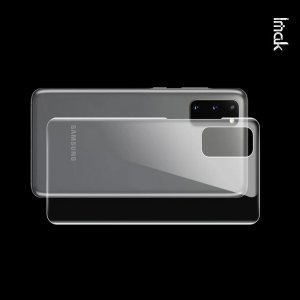 IMAK силиконовая гидрогель пленка для Samsung Galaxy S20 на заднюю панель