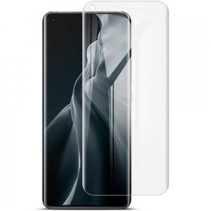 IMAK силиконовая гидрогель пленка для Xiaomi Mi 11 на весь экран