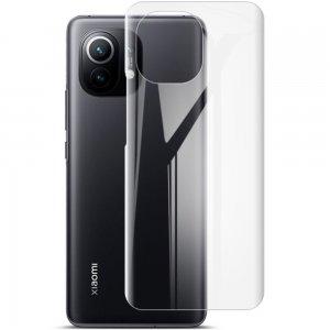 IMAK силиконовая гидрогель пленка для Xiaomi Mi 11 на заднюю панель